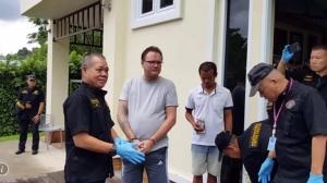 จับหนุ่มสวีเดนตุ๋นเหยื่อลงทุนบิตคอยน์ หอบเงิน 50 ล้านหนีซุกเกาะช้างพร้อมเมียไทยนาน 8 ปี