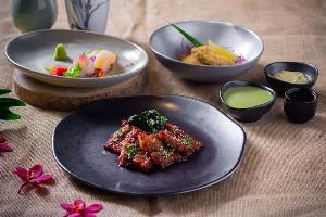 ลิ้มลองอาหารญี่ปุ่นดินเนอร์ 4 คอร์สกับสาเก Dassai