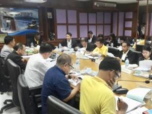 รองผู้ว่าฯ สงขลา ประชุมขับเคลื่อนการบริหารกองทุนพัฒนา SME ตามแนวประชารัฐ