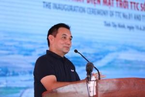 กัลฟ์ จับมือ ทีทีซี กรุ๊ป เวียดนาม เปิดตัวโครงการโรงไฟฟ้าพลังงานแสงอาทิตย์ TTCIZ-01 และ TTCIZ-02 ณ ประเทศเวียดนาม