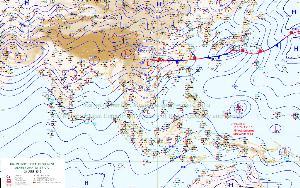 ทั่วไทยฝนยังชุ่มฉ่ำ! กทม.ลดเหลือร้อยละ 20 ตะวันออก-ใต้ ฝนตกหนัก เลี่ยงการเดินเรือทะเลอันดามัน