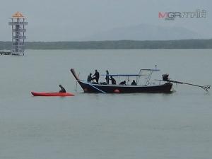 """เร่งวางทุ่นเพิ่มห้ามเรือเข้าใกล้ """"พะยูนน้อย"""" เด็ดขาดช่วงมรสุมนี้ หวั่นได้รับอันตราย"""