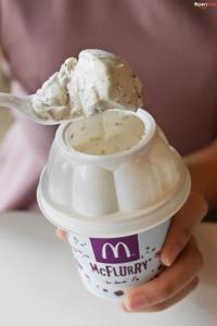 บรรจุภัณฑ์ McFlurry ของแมคโดนัลด์ ในไทย