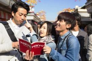 นักท่องเที่ยวต่างชาติสร้างเงินให้ญี่ปุ่น มากกว่าส่งออกสินค้าไฮเทค
