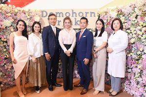 """ครบรอบ 1 ปีในไทย """"โดโมฮอร์น ริงเคิล"""" เชิญ """"จ๋า-ยศสินี"""" เป็น Brand Endorser คนไทยคนแรก"""