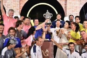 VS Trophy สมาคมกีฬาขี่ม้าโปโลจัดงานรำลึก 'วิชัย ศรีวัฒนประภา' สปอร์ตแมนหัวใจเกินร้อย