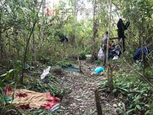 ตร.หาดใหญ่รวบตัวชาวพม่าได้อีก 20 ราย หลังหลบพักอยู่ในป่าชานเมือง