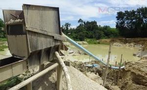 ผู้ตรวจการแผ่นดินลงตรวจสอบการดูดทรายในตรัง ก่อนสั่งแก้ไขให้เสร็จใน 120 วัน