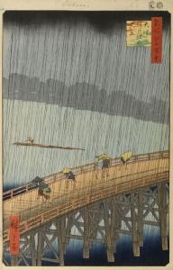 ยลศิลป์ยินญี่ปุ่น : ฝนไล่ช้างในภาพพิมพ์