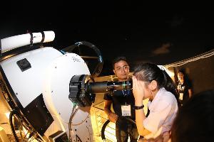 สดร.ระดมเยาวชนโชว์ผลงานวิจัยดาราศาสตร์ต่อเนื่องปีที่ 6