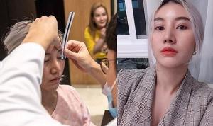 """ส่องหน้าใหม่ """"ต้องตา"""" น้องสาว """"โตโน่"""" หลังบินศัลยกรรมที่เกาหลี"""
