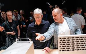 Apple หุ้นดิ่งรับข่าว Jony Ive ลาออก
