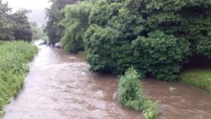 แก่งกระจาน ปิดน้ำตกป่าละอู หัวหิน ฝนตกหนัก-น้ำป่าหลาก