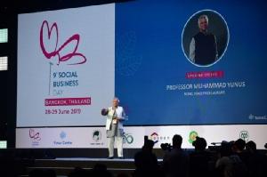 ซีพี จับมือ 'เครือข่ายยูนุส' ร่วมขับเคลื่อนธุรกิจเพื่อสังคม ตอบโจทย์การพัฒนาที่ยั่งยืน