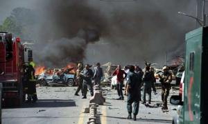ด่วน! บอมบ์สนั่นในเมืองหลวงอัฟกัน ใกล้สถานที่ราชการ เจ็บหลายสิบ