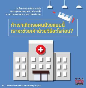 ขั้นตอนการปฐมพยาบาล เบื้องต้นของ วัณโรคหลังโพรงจมูก ขณะหมดสติ