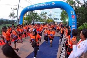 นักวิ่งใจบุญ ชวนเพื่อนรักสี่ขาขนปุย ร่วมวิ่งการกุศล CPF-VET HATYAI RUN FOR CHARITY 2019 ชิงถ้วยพระราชทาน