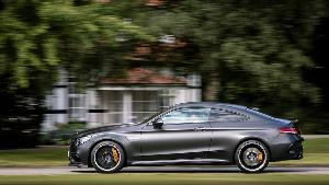 เปิด AMG C63 S Coupe เสริมทัพสปอร์ตหรู ราคา 10,129,000 บาท