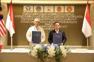 ผู้ตรวจฯไทย-ฟิลิปปินส์ จับมือยกระดับความร่วมมือคุ้มครองสิทธิ เล็งผนึก 5 ชาติตั้งผู้ตรวจฯอาเซียน