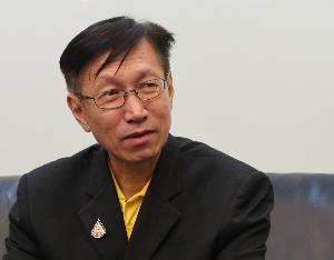 นายพงชาญ สำเภาเงิน รองกรรมการผู้จัดการ รักษาการแทนกรรมการผู้จัดการ ธนาคารพัฒนาวิสาหกิจขนาดกลางและขนาดย่อมแห่งประเทศไทย (ธพว.)