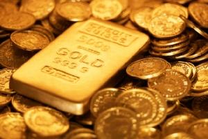 แรงขายพร้อมกันดันหลังทองคำขึ้นแรง