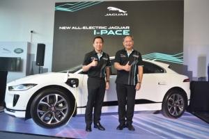 """จากัวร์ ภูเก็ต เปิดตัวรถยนต์ไฟฟ้า """"Jaguar I-Pace"""" ขยายตลาดสู่ภาคใต้"""
