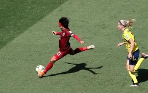 ฟุตบอลหญิงไทยไปเวิลด์คัพ 2 สมัยติด