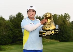 ชานชาน กับแชมป์ LPGA ใบที่ 10