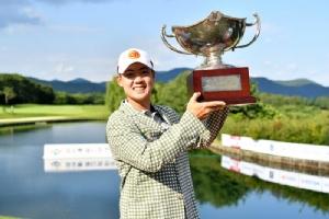 โปรแจ๊ส คว้าแชมป์ที่สองของปีจากรายการ โคลอน โคเรีย โอเพ่น ที่เกาหลีใต้ พร้อมขึ้นครองมือหนึ่งอันดับทำเงินของทัวร์