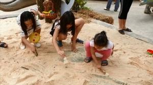 สวนสัตว์อุบลฯ จัดใหญ่ชมไดโนเสาร์ค้นพบในไทย พร้อมชมทุ่งดอกเทียนตำนานพญานาค