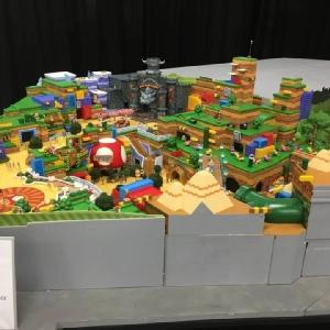 """หลุดตัวอย่างสวนสนุก """"Super Nintendo World"""" เปิดจริงปี 2020"""