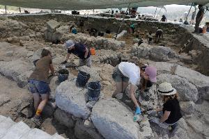 นักวิจัยอิสราเอลขุดพบเมืองตามตำนานไบเบิล