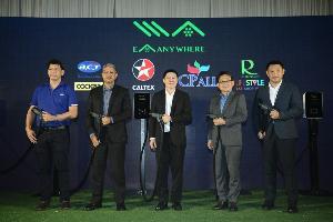 EA จับมือ 4 ยักษ์ใหญ่ ผุดสถานีชาร์จไฟฟ้าทั่วไทย