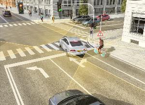 เรดาร์ใหม่! เทคโนฯ ล่าสุด มุ่งปกป้องขับขี่ 360องศา