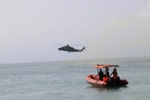 ท่าอากาศยานภูเก็ตซ้อมแผนฉุกเฉินกู้ภัยเครื่องบินตกในทะเล PEMEX2019 เตรียมพร้อมรับมืออุบัติภัย