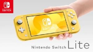 """นินเทนโดเปิดตัว """"Switch Lite"""" เครื่องใหม่เน้นพกพาราคาประหยัด"""