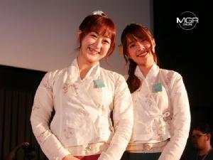 """2 สาว BNK48 """"รินะ-ออม"""" ย้ายไป CGM48 นั่งผู้จัดการ-กัปตัน"""