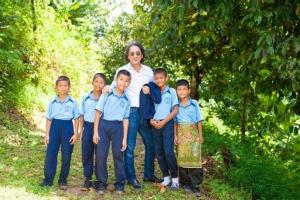 Benz Phuket ตอบแทนสังคม ร่วมสานฝันให้เด็กผู้ด้อยโอกาส