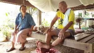พบคุณปู่ทหารผ่านศึกอายุยืนสุดในพิษณุโลก อยู่มา 6 แผ่นดินยังแข็งแรง-เดินคล่อง