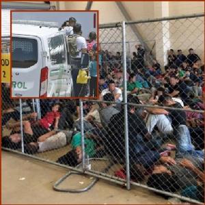 "In Clip: สุดอื้อฉาว ""ผู้อพยพเด็ก"" ในรัฐแอริโซนาถูกจนท.ป้องกันพรมแดนสหรัฐฯล่วงละมิดทางเพศ ลูบคลำเพื่อค้นตัวตามหน้าที่"