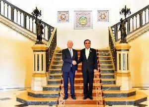 WEF พร้อมสานต่อความร่วมมือกับไทย-อาเซียนสร้างหุ้นส่วนเพื่อการพัฒนาบนพื้นฐานของผลประโยชน์ร่วมกัน