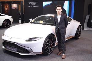 'แอสตัน มาร์ติน' อวดโฉม The New Vantage ในงาน 'MGC-ASIA AUTO FEST 2019' ผสานสีสันแห่งโลกแฟชั่นด้วยแบรนด์ Benson & Clegg's นิยามสุดประณีตจากอังกฤษ