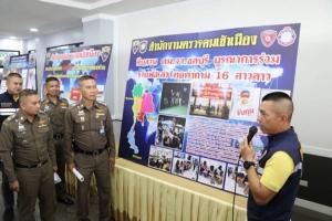 จับพ่อเล้าชาวไทย ค้ากามสาวลาวกลางตลาดศรีราชา คิดค่าบริการหัวละ 1,000