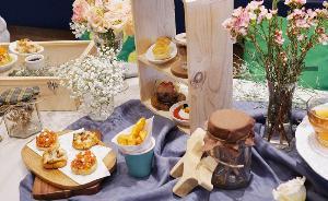 On the Table, Tokyo Café เติมความสุขช่วงบ่ายด้วยเซ็ต afternoon tea