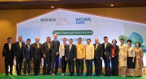 กรมการค้าภายใน ผนึกกำลัง นูเรมเบิร์ก เมสเซ่ เปิดงาน BIOFACH Southeast Asia 2019  และ Natural Expo Southeast Asia 2019 สุดอลังการ ดันไทยฮับเกษตรอินทรีย์สากล