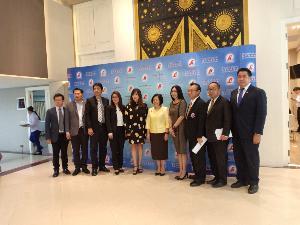 CIBA ม.ธุรกิจฯ จับมือ ส.ผู้สื่อข่าวไทย จีน จัดเวทีหาจุดยืนไทย จากผลพ่วง สงครามการค้าจีน-อเมริกา หลังเวที G20