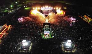 """แอ่วเชียงรายรอบนี้ฟินกว่าเดิม!! กับประสบการณ์ร็อคมันส์สาดดดดด ใน  """"Leo presents WET ROCK MUSIC FESTIVAL"""""""