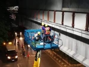 ย้ำความปลอดภัย! บีทีเอสจัดทีมพิเศษ ตรวจซ้ำอาคารทั้ง 22 สถานี