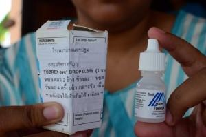 แม่โพสต์ผ่านโซเชียล หมอจ่ายยาผิดลูกหวิดตาบอด ย้ำไม่อยากฟ้องร้องโรงพยาบาล