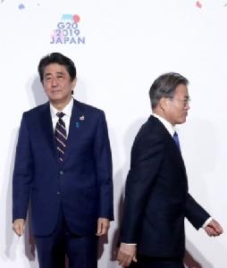 ญี่ปุ่นเปิดสงครามการค้าเกาหลีใต้